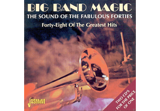 VARIOUS - Big Band Magic 2 - (CD)