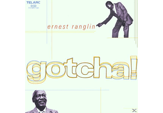 Ernest Ranglin - Gotcha! - (CD)