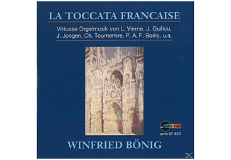 Winfried Bönig - La Toccata Francaise - (CD)