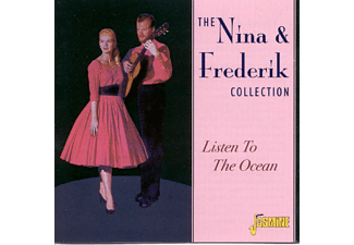 Nina & Frederik - Listen To The Ocean-Collection - (CD)