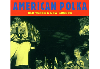 VARIOUS - American Polka-Old Tunes & New Sounds - (CD)