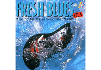 VARIOUS - Fresh Blues,Vol.4 - (CD)