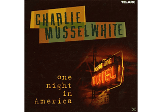 Charlie Musselwhite - One Night In America - (CD)