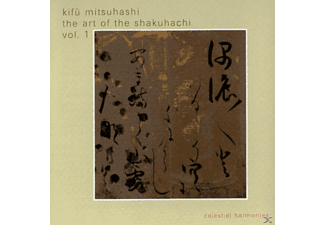 Kifu Mitsuhashi - Art Of The Shakuhachi - (CD)