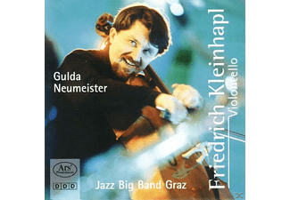 Friedrich Kleinhapl, Jazz Big Band Graz - Cellokonzerte - (CD)