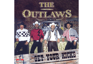The Outlaws - Get Your Kicks - (CD)