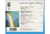 Gutzwiller, University Of New Mexico Perc - Computermusic Currents 9 [CD]