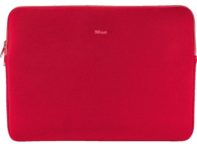 TRUST  Primo Notebookhülle, Sleeve, 15.6 Zoll, Rot | 08713439212501