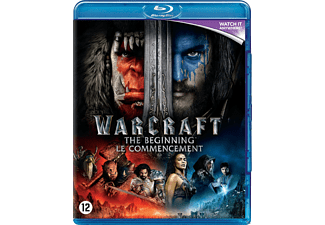 Warcraft: Le Commencement Blu-ray