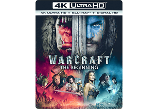 Warcraft: The Beginning Blu-ray 4K
