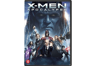 X-Men Apocalypse DVD