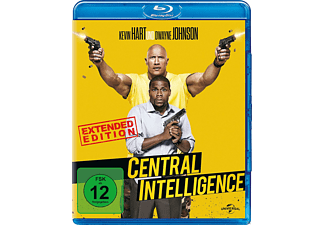 Central Intelligence - (Blu-ray)