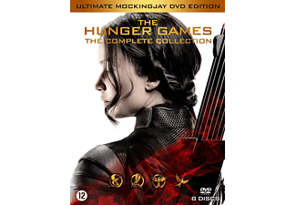 The Hunger Games - Complete Ultieme Collectie DVD