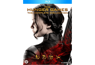 The Hunger Games - Collection Complete Blu-ray