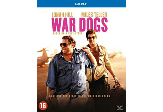 War Dogs Blu-ray
