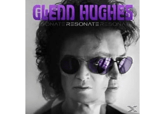 Glenn Hughes - Resonate (Ltd.Gatefold/Purple Vinyl/180 Gr.) - (Vinyl)