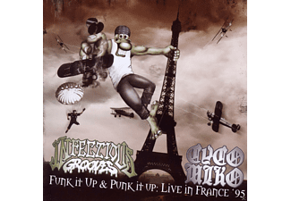 Infectious Grooves, Cyco Miko - Funk It Up & Punk It Up: Live In France '95 - (CD)