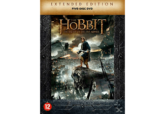 The Hobbit: The Battle of Five Armies Extended Edition DVD