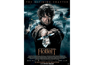 The Hobbit: The Battle of Five Armies Extended Edition Blu-ray