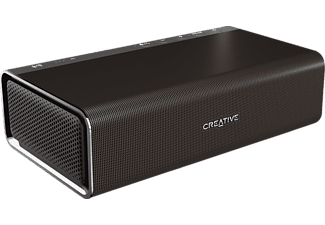 CREATIVE Sound Blaster Roar Pro, Bluetooth Lautsprecher, Near Field Communication, Schwarz
