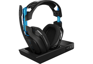 ASTRO GAMING HW 7.1 Casque gamer PS4/PC/Mac sans fil A50 + Station de charge Noir (3AS52-AGW9N-510)