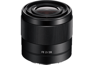 SONY Objectif grand angle FE 28mm F2 (SEL28F20.SYX)