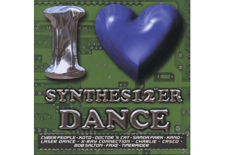 VARIOUS - i love synthes12er dance - (CD)