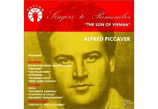Alfred Piccaver - The Son Of Vienna - (CD)