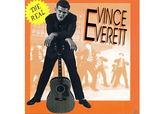 Vince Everett - The Real Vince Everett - (CD)