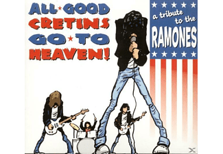 VARIOUS - ALL GOOD CRETINS GO TO HEAVEN - (CD)