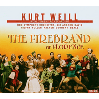 BBC Symphony Orchestra - The Firebrand Of Florence [CD]