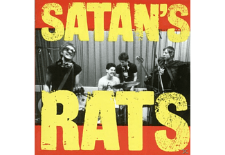 Satan's Rats - What A Bunch Of Rodents - (CD)