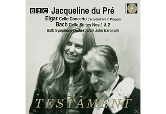 Du Pre Jacqueline, Barbirolli, So Bbc - Cellokonzert op.85/Cellosuiten 1 & - (CD)