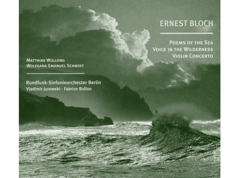 WOLLONG, SCHMIDT, RUNDFUNK-SINF.ORC - Violinenkonzert/Poems Of The S [CD]