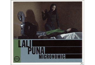 Lali Puna - Micronomic - (CD EXTRA/Enhanced)