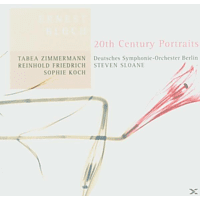 KOC, ZIMMERMANN, FRIEDRICH, DEUTSCH - 20th Century Portraits [CD]