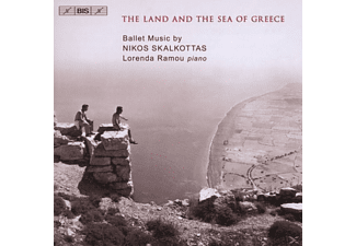 Ramou Lorenda - The Land And The Sea Of Greece - (CD)