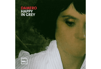 Damero - Happy In Grey - (CD)