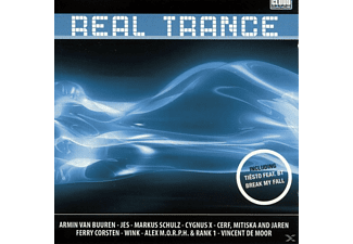 VARIOUS - real trance - (CD)