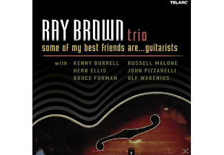 Ray Brown - Some Of My Best Friends Are...Guitarists - (CD)
