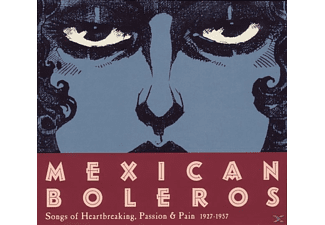 VARIOUS - Mexican Boleros 1927-1957 [CD]
