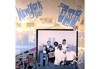 The Toasters - New York Fever - (Vinyl)