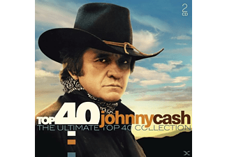 Top 40 - Johnny Cash CD