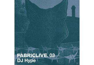 DJ Hype - Fabric Live 03 - (CD)