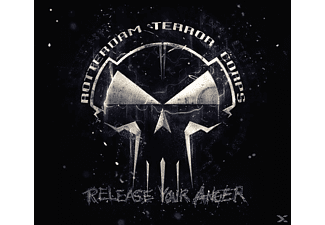 Rotterdam Terror Corps - Release Your Anger - (CD)
