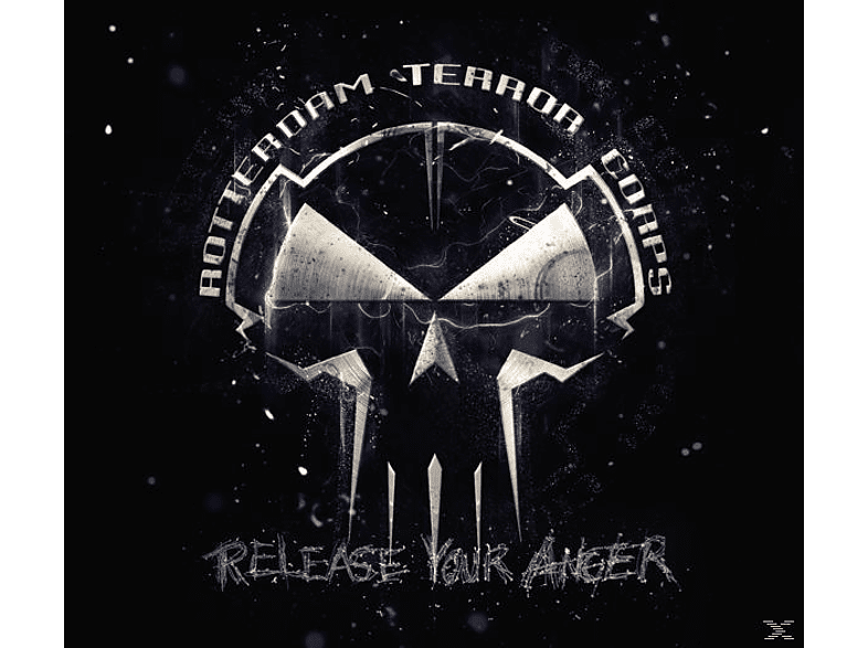 Rotterdam Terror Corps - Release Your Anger [CD]
