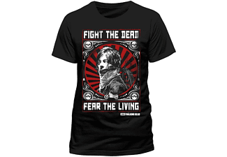 Fight The Dead T-Shirt Schwarz Größe XL