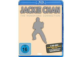 Jackie Chan - The Hongkong Connection Box - (Blu-ray)
