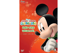 Mickey Mouse Clubhouse Spécial Noël Coffret DVD