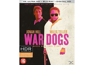 War Dogs Blu-ray 4K HDR